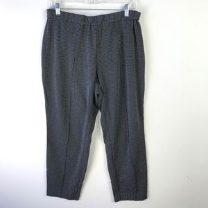 Cynthia Rowley Pull On Crop Pants High Rise #187